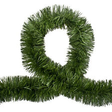 5x 2.5M Christmas Natural Pine Green Tinsel Garland Xmas Party Decor Ornaments