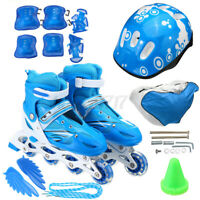 Adjustable Inline Skate Roller Racing Skate for Kids and Adults Outdoo