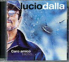 cd musica lucio dalla Caro Amico Ti Scrivo.. best of
