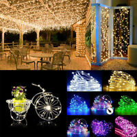10M USB 100LED Copper Wire String Fairy Light Strip Lamp Xmas Party Decoreation