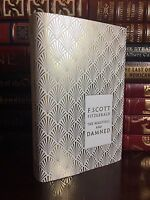 The Beautiful and Damned by F. Scott Fitzgerald New Deluxe Elegant Hardback