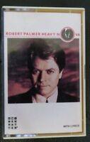 Robert Palmer Heavy Nova Cassette