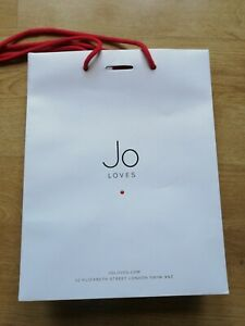 Jo Loves Paper Gift Bag with Ribbon Beauty Malone fragrances perform London