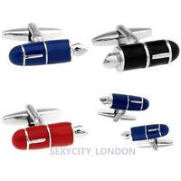 Fountain Pen Cufflinks 3D Pen Cuff links