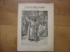 1895 mai 18 L'ILLUSTRATION 2725 Theatre National Opera Exposition Russe Trains