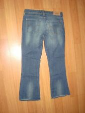 levi's 476 slim boot cut jeans 31 28