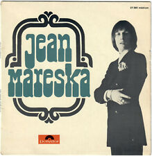 JEAN MARESKA Lady Jane 1967 French 60s Beat Rare Ep Polydor Rolling Stones