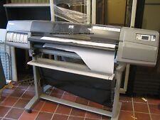 "HP DesignJet 5500 Q1251A 1200 x 600 dpi Color Large Format Plotter 42"" RJ45"
