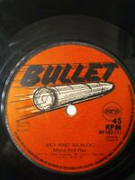 "Niney And Max – Aily And Ailaloo 7"" Vinyl Single 1972"