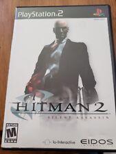 PS2 - Hitman 2