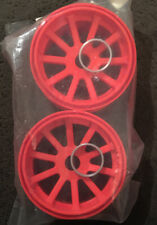 Elcon Wheels For Hpi Baja 5B 5Bss & Km Baja To Fit Elcon Quartz Tyres