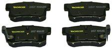 Monroe Total Solution Semi-Metallic Brake Pads fits 2007-2009 Suzuki SX4  MONROE