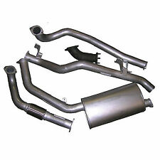 """DTS 3"""" Exhaust FOR Nissan Patrol wagon/tray top CQ"""