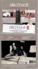 "ELISA TOVATI ""Le Syndrome De Peter Pan"" (CD Digipack) 2011 NEUF"