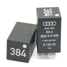 Orig. AUDI A4 VW Golf Relais Nr. 384 8D0919578 (A) Verzögerungsrelais für Klima