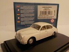 Model Car, Jaguar Mk2 - White, 1/76 New