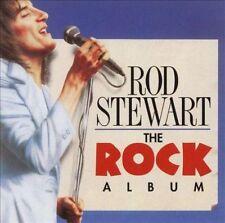 Rod Stewart - The Rock Album 1998 (Audio CD) SEALED