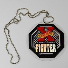 UFC X 1996 Event Used Fighter Pass Original SEG