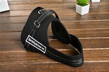 Pet Harness Large Dog Stop Pulling Vest Soft Padded Strap Belt 5 Colors XS--XL