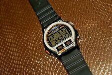 Vintage Timex Ironman Men's Wristwatch Triathlon Indiglo 100m New Battery