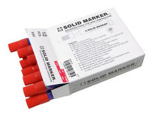 Paint Markers by Sakura Solid Paint Markers Red 12 Pack XSC-19