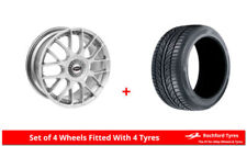 Team Dynamics Aluminium Wheels with Tyres 8 Number of Studs