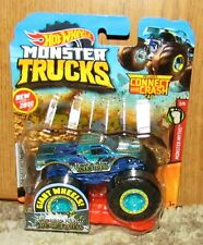 Hot Wheels MONSTER TRUCKS NESSIE-SARY ROUGHNESS 2019 Diecast #11 Giant Wheels