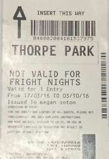 Stoke-on-Trent August Theme Park Tickets
