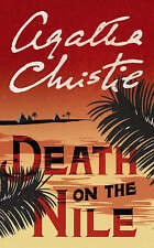 AGATHA CHRISTIE - Death On The Nile (Signature Edition p/b, 2001) Hercule Poirot