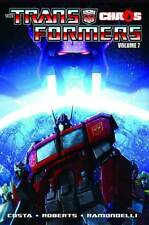TRANSFORMERS ONGOING VOL #7 CHAOS TPB Comics IDW Mike Costa TP