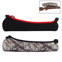 Hunting Neoprene Rifle Scope Cover Dust Protection Large For 10 Inch 45mm Lens