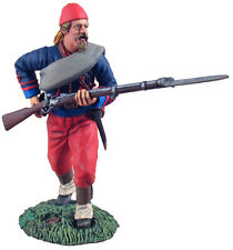 BRITAINS 31103 Union Infantry 114th Pennsylvania Zouaves Reaching for Cartridge