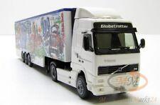 ALBEDO Volvo FH Globetrotter + Kühlkoffer IAA Hannover 100 Jahre LKW Scale 1:87