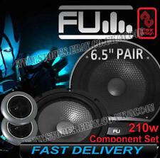 FLI Underground FU6C Comp 6 165mm 210w Car Door Component Speakers System Set