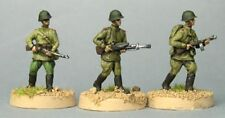 Tqd Ri04 20mm Diecast Wwii 1943 Red Army Riflemen Skirmishing