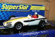 Slot SCX Scalextric Superslot H3403 Maserati 250F Pescara G.P. 1957 - New