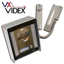 Videx 1-1 Audio Intercom (Model 8K1-S)