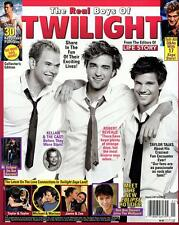 Life Story Magazine Real Boys Twilight ROBERT PATTINSON