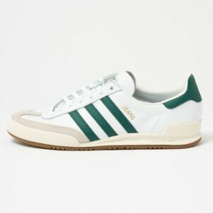 ADIDAS JEANS LEATHER TRAINERS BB7440  MENS UK SIZES 7 TO 11  NEW IN THE BOX