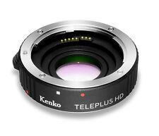 Kenko TelePlus HD 1.4X DGX Teleconverter Lens for Canon EOS EF/EF-S