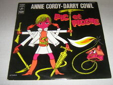 ANNIE CORDY DARRY COWL FRANCIS LINEL 33 TOURS FRANCE