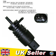Front Rear Windscreen Washer Pump For Audi BMW Mercedes Mini Rover Seat VW