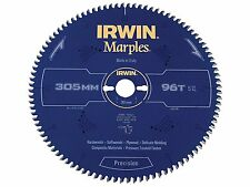 IRWIN IRW1897467 305 x 30mm 96-Teeth Irwin Marples Circular Saw Blade with ATB T