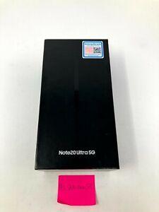 Samsung Galaxy Note 20 Ultra 5G SM-N986B/DS 256GB/12GB International Version