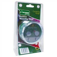 Watering Electronic Timer - Water Garden Kingfisher Automatic Irrigation System