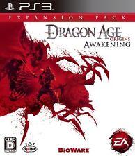 USED Dragon Age Origins: Awakening japan import PS3