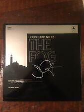 John Carpenter Signed THE FOG Vinyl Record Movie Producer Coa Proof