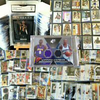 1 Auto + 2 Game Used HOT PACK! KOBE Patch & JA MORANT 9 Graded Basketball Auto