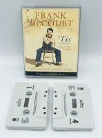 Frank McCourt 'Tis A Memoir Audio Cassette Book Sequel Angela's Ashes Gift Xmas