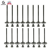 16X Intake Exhaust Engine Valves For Ford Mazda 2.0 2.3 2.5L DURATEC DOHC
